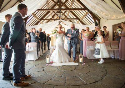 Wedding Room, Great Hall at Mains